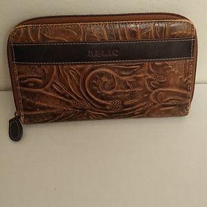 Relic Brown Women's Wallet
